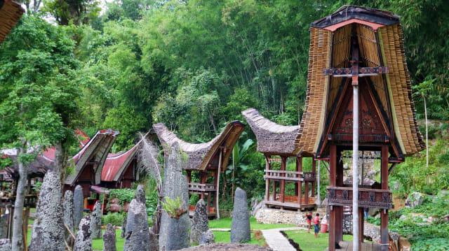 Bori Kalimbuang, Situs Batu Berdiri ala Toraja yang Mirip Stonehenge (928608)