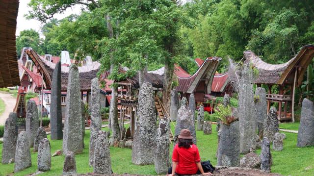 Bori Kalimbuang, Situs Batu Berdiri ala Toraja yang Mirip Stonehenge (928606)