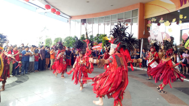 Festival Cap Gomeh Tambora, Seasons City Mall, Jakarta Barat