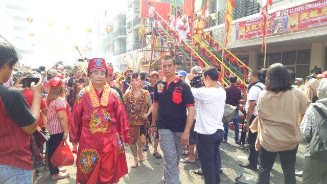 Menguntai Keberagaman dalam Balutan Festival Cap Go Meh Tambora (14859)