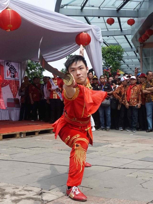 Cap Go Meh, Season City, Tambora, Jakarta Barat