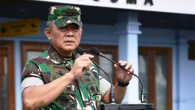 Profil Ganip Warsito yang Akan Gantikan Doni Monardo sebagai Kepala BNPB (1117114)