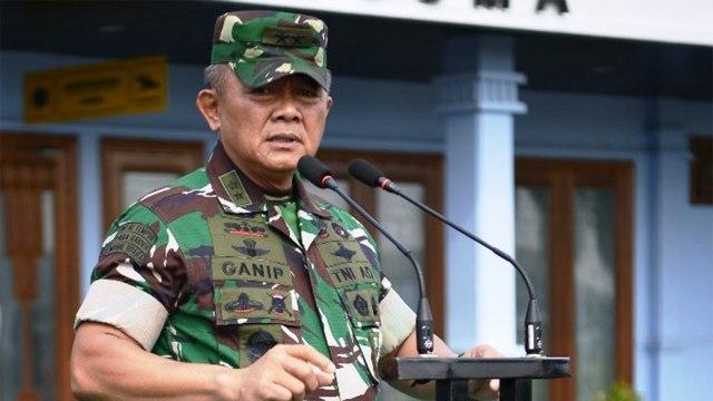 Letjen Ganip Warsito Jadi Kepala BNPB, Punya Kekayaan Rp 8,1 Miliar (1040490)