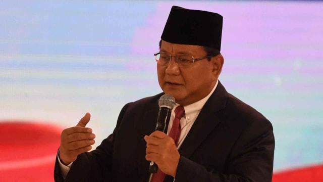 LIPSUS, Perang Jokowi Prabowo, Jokowi