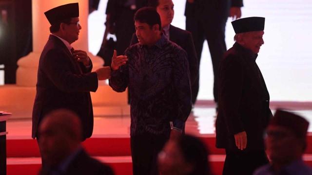 Dahnil Anzar: Prabowo Tidak Mau Mempermalukan Jokowi  (119137)