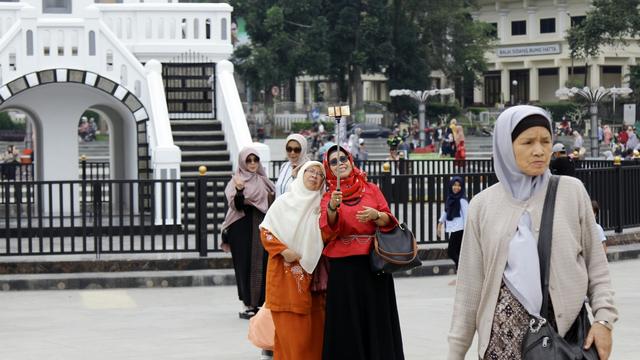 Seluruh Objek Wisata di Bukittinggi, Sumatera Barat, Ditutup hingga 2 Agustus (62827)