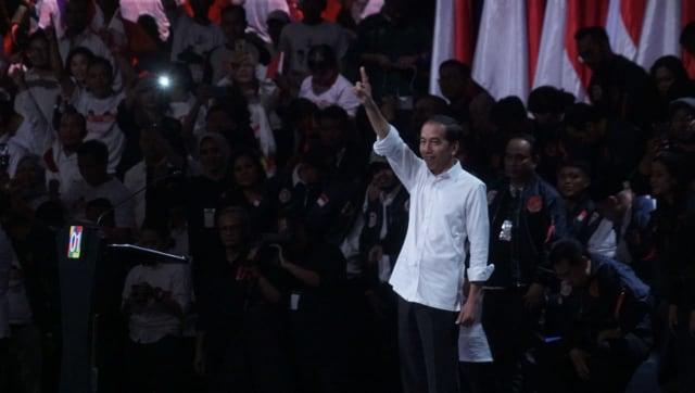 Kubu Prabowo: Nanti Jokowi Gagal 2 Periode karena Tabu Sebut Angka 2 (73643)