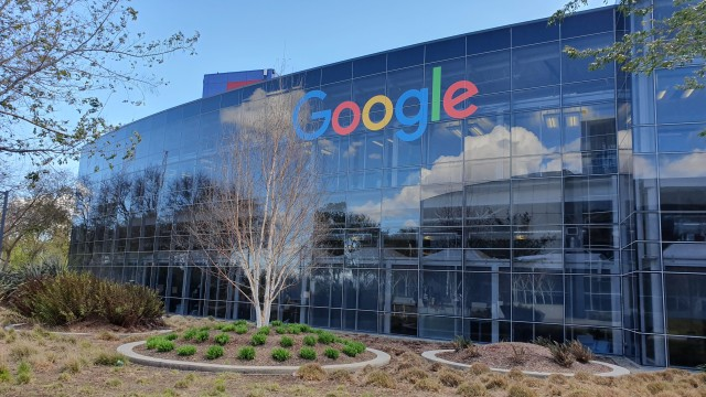 Markas Google di Silicon Valley, Dijepret Pakai Samsung Galaxy S10 Plus