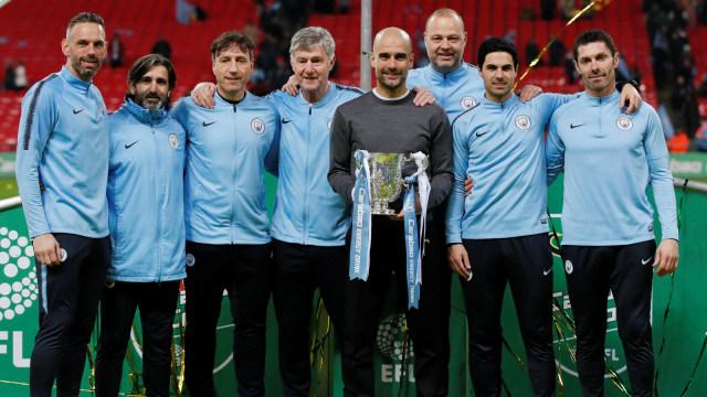 Guardiola Puji Karakter Kuat Pemain-pemain Manchester City (136501)