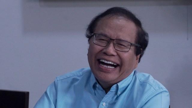 Rizal Ramli Sentil Mentan: Mau Enggak Kena Corona Pakai Kalung Abal-abal (1116202)