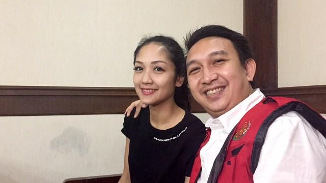 Augie Fantinus, Adriana Bustami, Pengadilan Negeri Jakarta Pusat