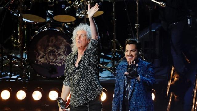 Adam Lambert, Queen di Oscar 2019