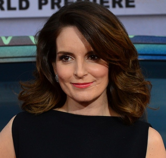 Tina Fey (NOT COVER)
