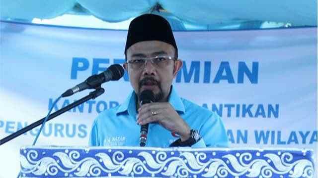 Mantan Gubernur Aceh, Muhammad Nazar
