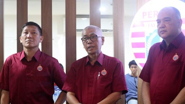 Ferry Paulus Isyaratkan Joko Driyono Lepas Saham Persija  (196928)