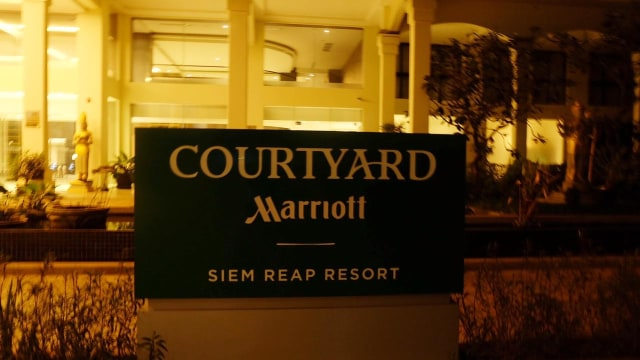 Courtyard by Marriott Siem Reap Resort, Kamboja