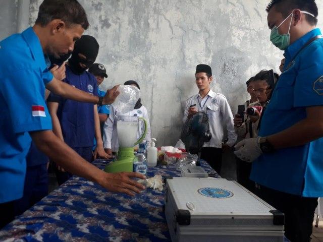 2 Kurir Sabu Senilai Rp 2 Miliar Akan Dibawa ke Nusakambangan (696850)