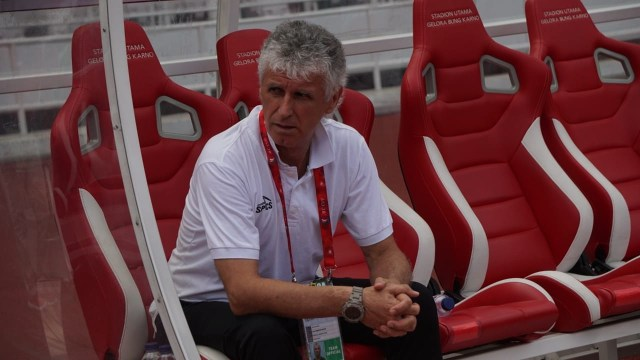 Julio Banuelos Resmi Jadi Pelatih Persija (536512)