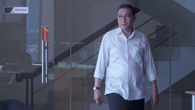 Anggota DPR, Sukiman, di KPK