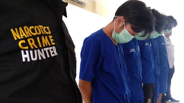 Mahasiswa di Padang Diciduk karena terlibat narkoba.jpg