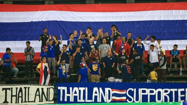 Final Piala AFF U-22 2019, Suporter Timnas U-22 Thailand