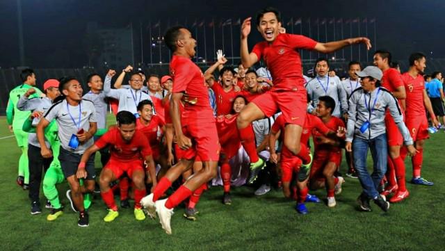 Momen Timnas U-22 Juara: Dari Selebrasi Gol sampai Angkat Piala (193292)