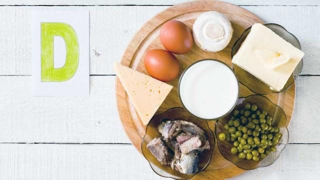 Yuk Moms Penuhi Kebutuhan Vitamin D si Kecil dengan 5 Jenis ...