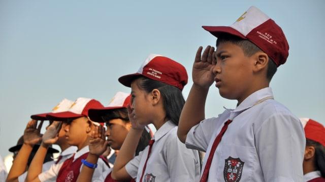 Pendidikan di Tengah Pandemi, Internet Jadi Hambatan Anak-anak di Morowali  (304796)