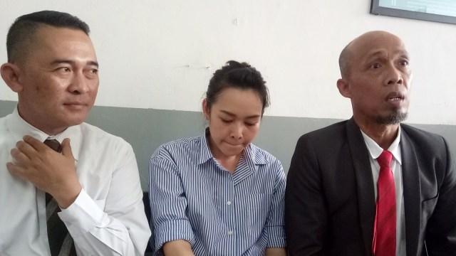 Istri presenter Reza Bukan, Verena Visca Purnamasari