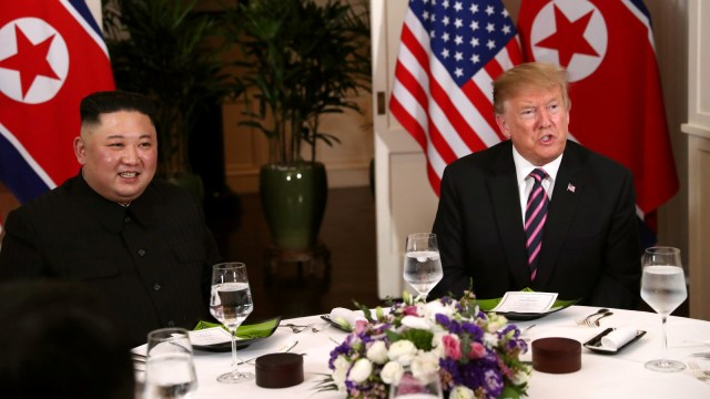 Ketika untuk Pertama Kalinya Kim Jong-un Jawab Pertanyaan Wartawan (150790)