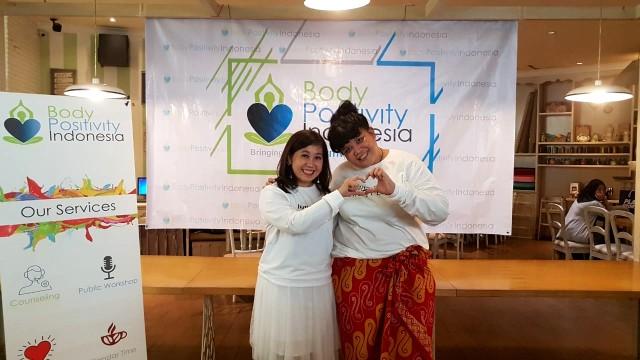 Body Positivity Indonesia, Wadah Baru untuk Gerakan Mencintai Diri  (508040)