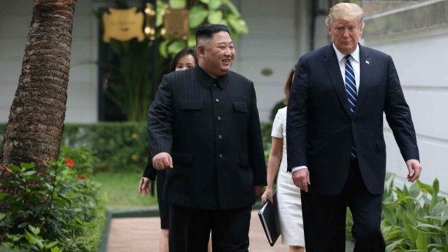 Kim Jong-un, Donald Trump, Konferensi Tingkat Tinggi, Vietnam