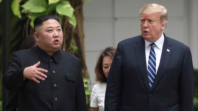 Korsel Anggap Pertemuan Kim Jong-un-Trump Tak Gagal, Ini Alasannya (491182)