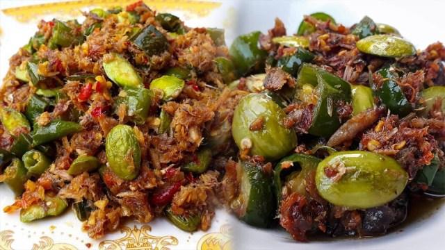 Resep Masakan Sedapnya Oseng Peda Petai Cabai Hijau Kumparan Com
