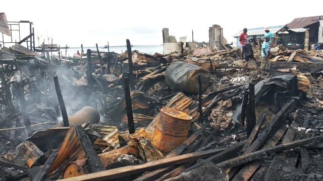 Video: Suasana Terkini Pulau Doom,Papua Barat, usai Kebakaran (298539)