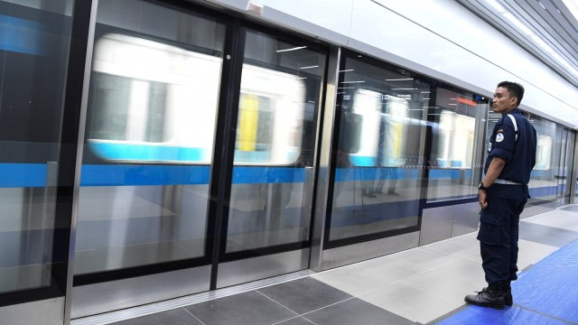 Tarif MRT Belum Putus, Anies Tak Berniat Minta Subsidi ke Pemerintah (436264)