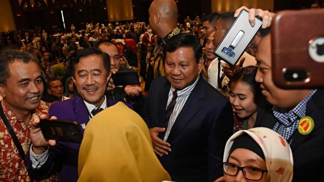 Calon presiden nomor urut 02, Prabowo, Dialog Silaturahmi