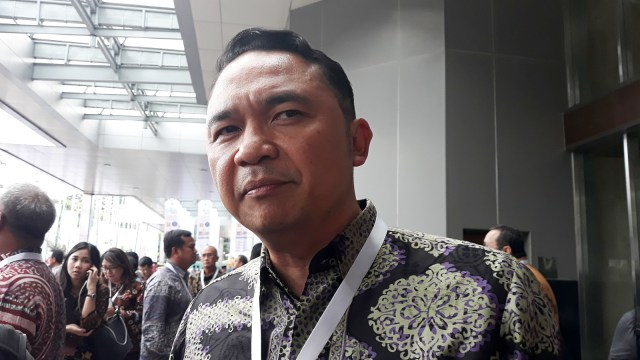 Dirut PT Garuda Indonesia (Persero) Tbk, Ari Askhara