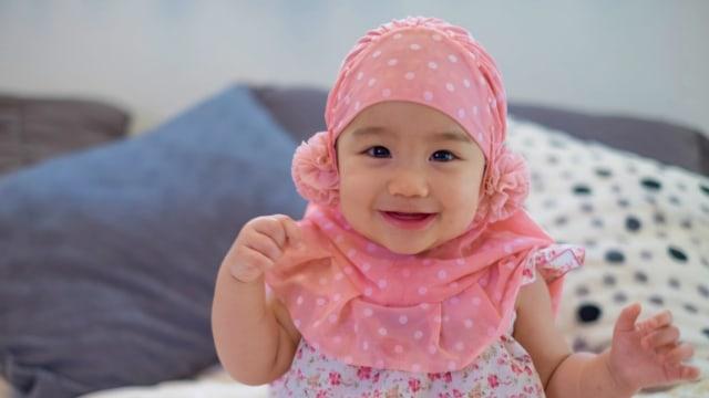 51 Koleksi Gambar Anak Kecil Muslimah Lucu Terbaik