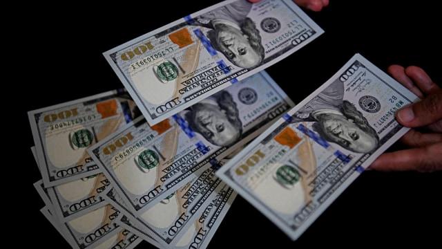 Ekonomi, Bisnis, Ilustrasi, Dolar
