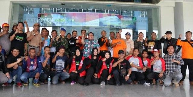 Babel Kirim Relawan ke Lampung (55379)