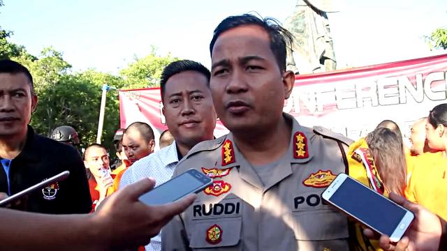 Kapolresta Denpasar, Ruddi Setiawan