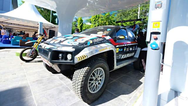 Mobil Listrik, Kasuari, ITS
