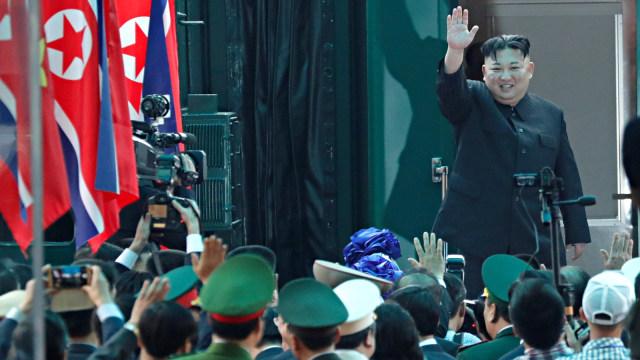 Kunjungan Resmi, Kim Jong-un