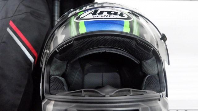 Interior helm Arai