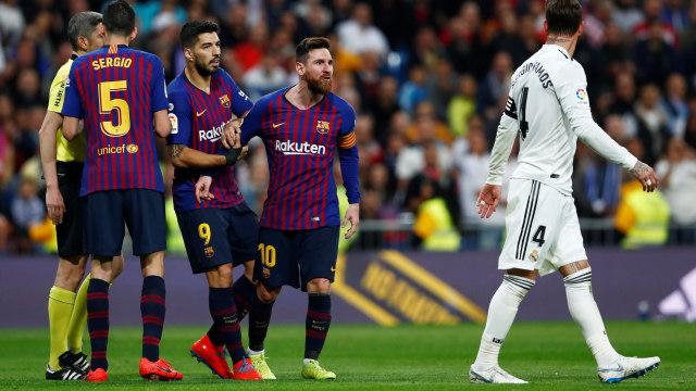 Madrid vs Barcelona, El Clasico
