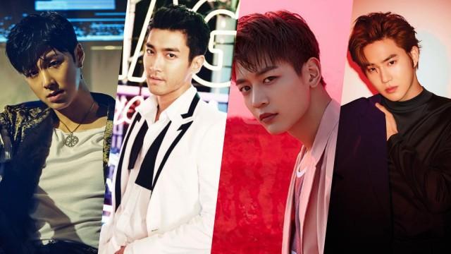 Passionate Line SM Entertainment