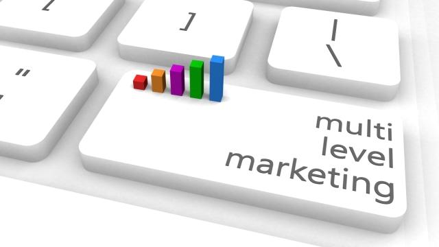 Ilustrasi MLM, Multi Level Marketing