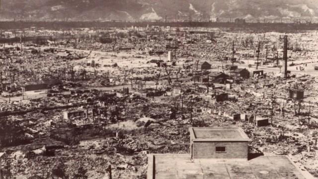 Bom Nuklir, Jepang