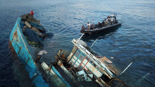 Penenggelaman Kapal Ikan Asing (KIA) Vietnam